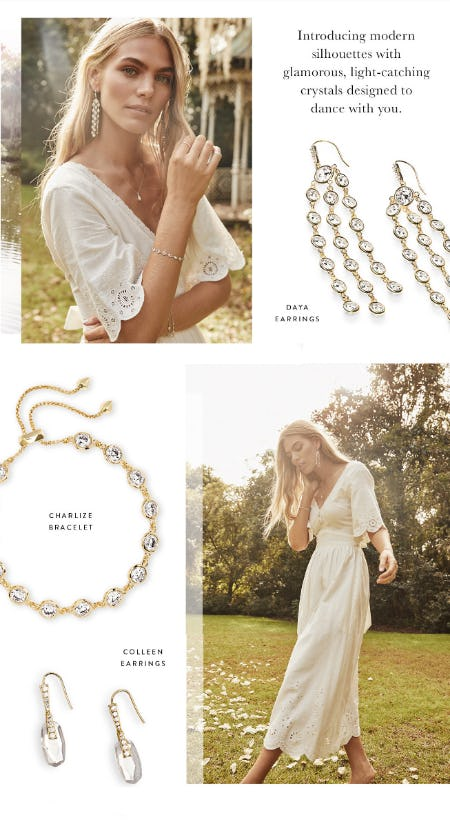 The Sparkling Movement from Kendra Scott