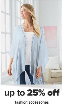 Up to 25% Off Fashion Accessories from Belk