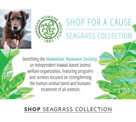 Hawaiian Humane Society - Give a Gift that Gives Back from Jams World