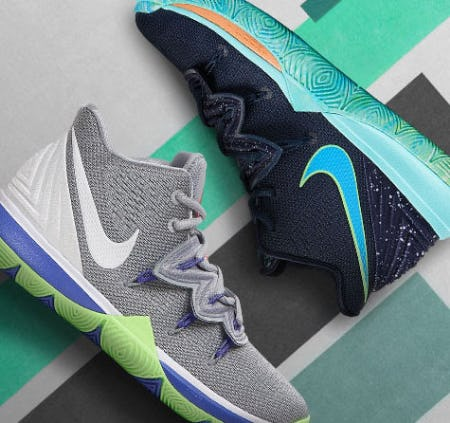 Nike Kyrie 5 from Foot Locker
