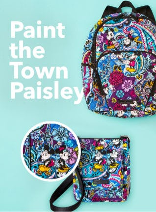 Just-In Vera Bradley Collection from Disney Store