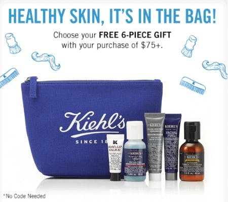 Free 6-Piece Gift