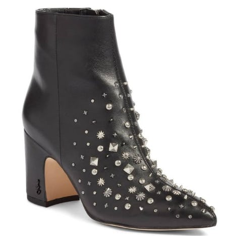 Hal Studded Bootie