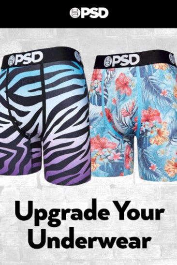 Upgrade Your Underwear from Shiekh