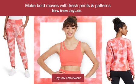 New from JoyLab from Target