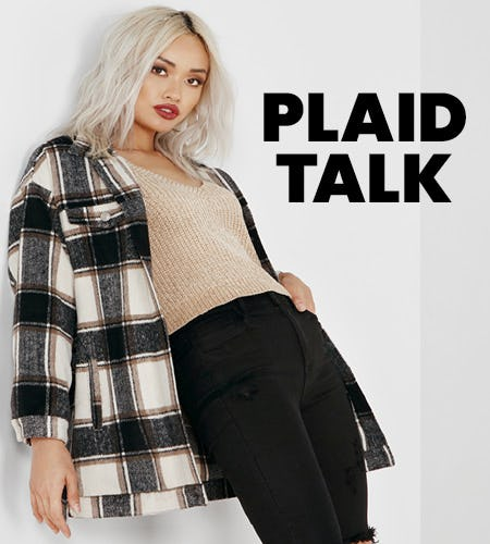 The Good, The Plaid, and The Trendy!