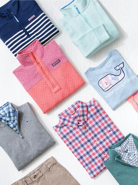 Vineyard Vines For the Whole Family from Von Maur