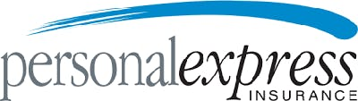 Personal Express Insurance Logo