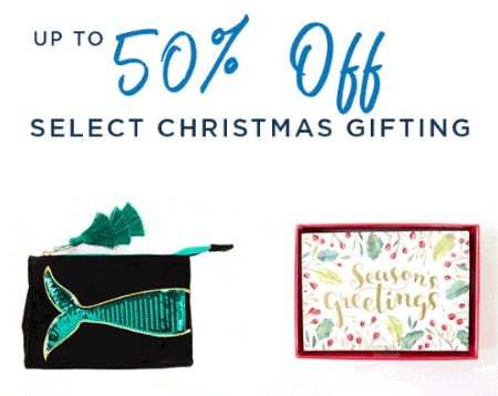 Up to 50% Off Select Christmas Gifting from PAPYRUS