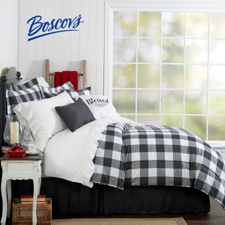 Home & Living Sale from Boscov's