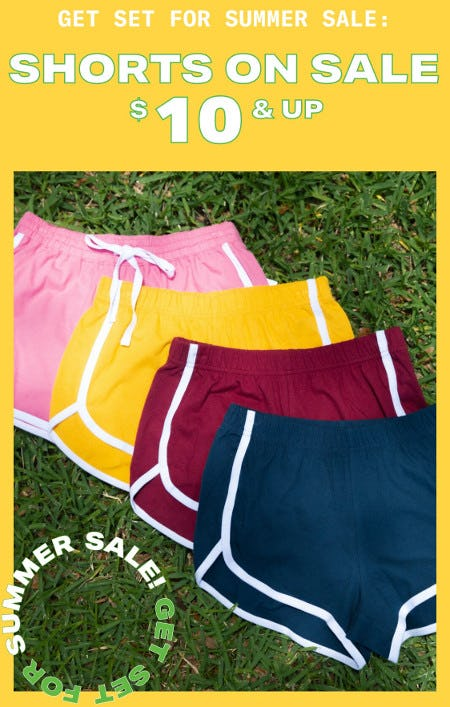 Shorts on Sale $10 and Up from Aéropostale