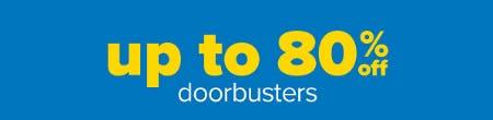 Up to 80% Off Doorbusters from Belk