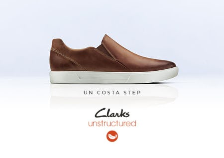 The Un Costa Step from Clarks