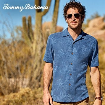 The Summer Clearance Event at Tommy Bahama! from Tommy Bahama