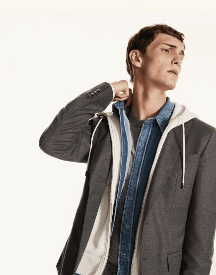 Our Work From Home Collection from Boss Hugo Boss