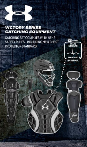 Victory Series Catching Equipment from Dunham's Sports