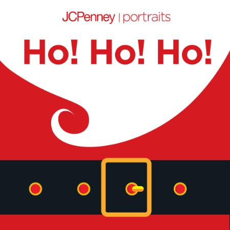 Santa Photo Event from JCPenney Portraits