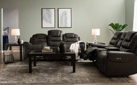 Best Seat in the House: The Magnus Collection from Bob's Discount Furniture