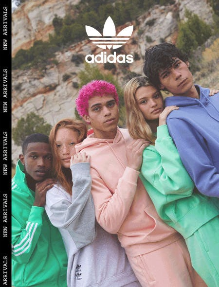 All New Everything From Adidas from PacSun