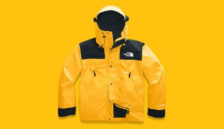 The 1990 Mountain Jacket from The North Face