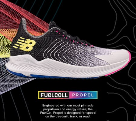 Our New FuelCell Propel from New Balance