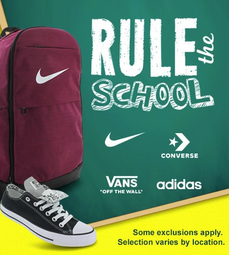 Rule the School! from Shoe Show