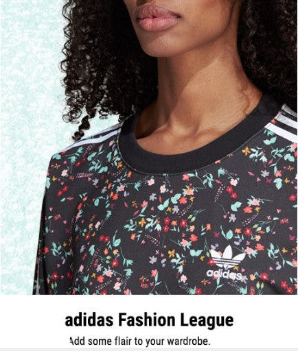 adidas Originals Fashion League Fleece from Lady Foot Locker