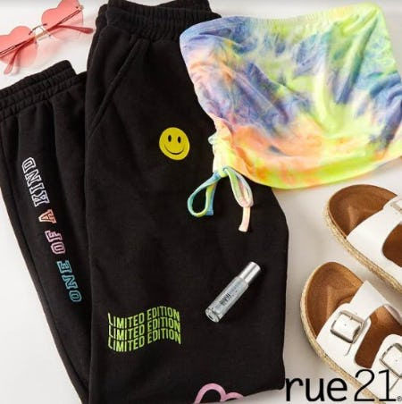 Buy One, Get One 50% Off from rue21