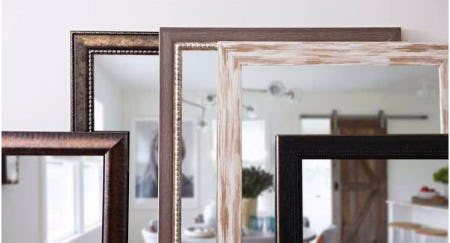 30% Off Select Framed Mirrors