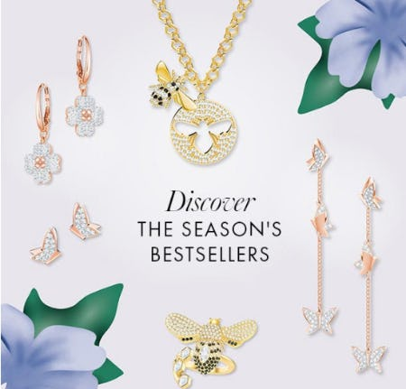 The Season's Bestsellers from Swarovski