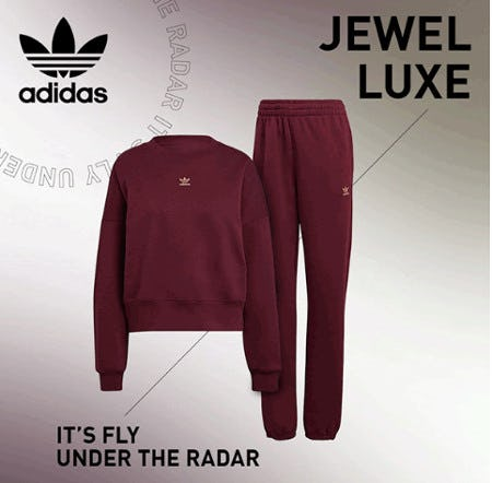 Show Up and Go Off With Adidas Jewel Luxe from Champs Sports/Champs Women