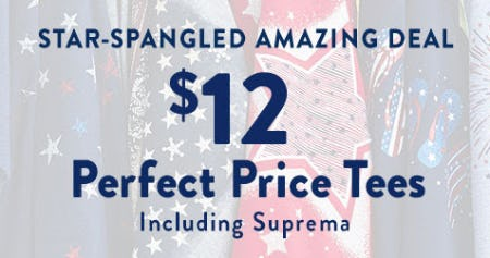 Star-Spangled Amazing Deal from Catherines Plus Sizes