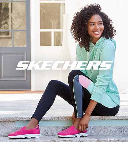 SKECHERS APPAREL IS BOGO 50% OFF!
