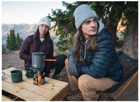 ThermoBall™ Eco: Made with Mother Nature in Mind from The North Face