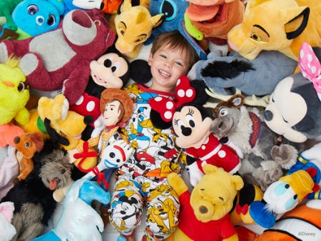 HOLIDEALS PLUSH SAVINGS ON NOW from Disney Store
