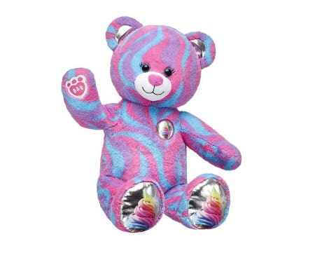 Sweet Swirls Ice Cream Bear from Build-A-Bear Workshop