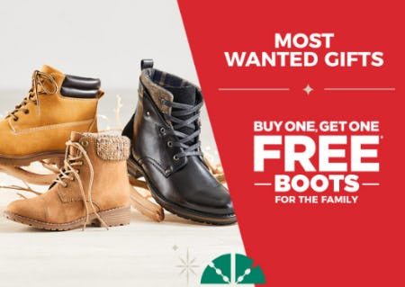 a0a2c0b8b95 Imperial Valley Mall | BOGO Free Boots