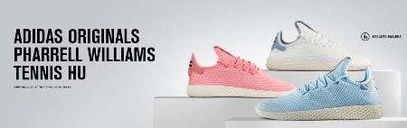 Men's adidas Originals PW Tennis HU Shoes