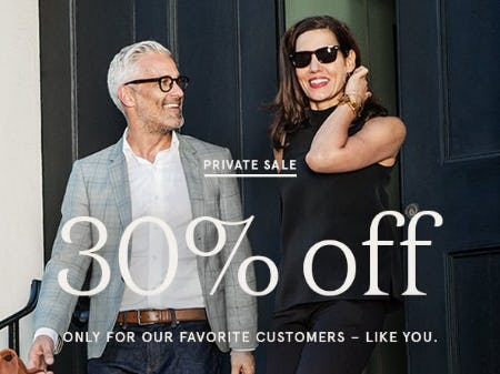 Private Sale from Rockport