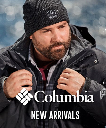 New Arrivals From Columbia