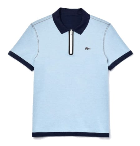 Just Dropped: New Season Polos from Lacoste