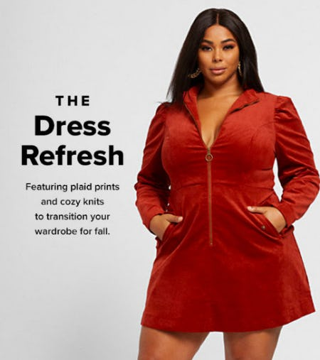 The Dress Refresh from Fashion To Figure