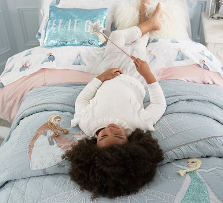 Disney Frozen Collection from Pottery Barn Kids