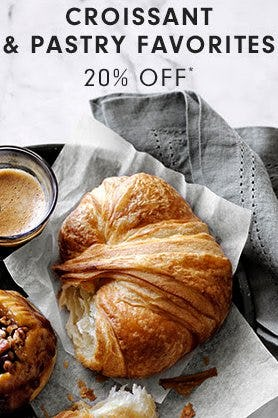 20% Off Croissants from Williams-Sonoma