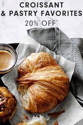 20% Off Croissants