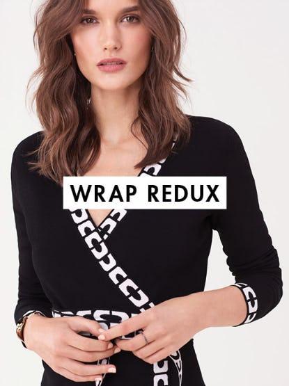 The Wrap Top from Diane von Furstenberg