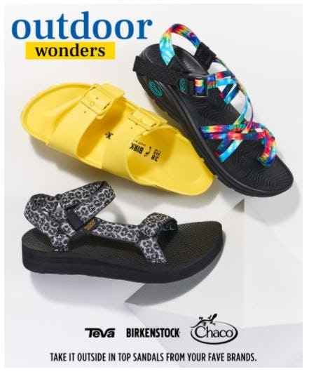 Top Sandals from your Favorite Brands from Rack Room Shoes