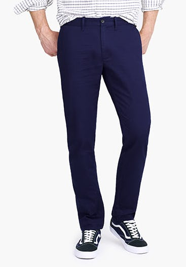 The Slim-Fit Flex Chino from J.Crew Factory