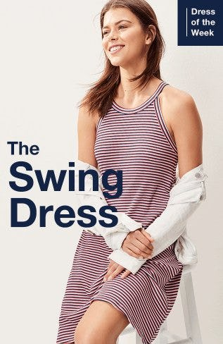 This Bestselling Dress is Back from Gap