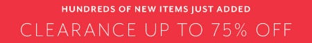 Clearance Up to 75% Off from Sur La Table